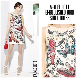 🎀SOLD🎀Alice Olivia Elliott Embellished Dress